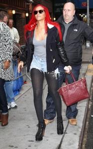 Rihanna Louis Vuitton