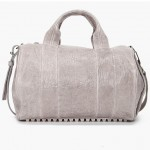Alexander Wang Rocco Mini Duffle Leather Mini Handbag