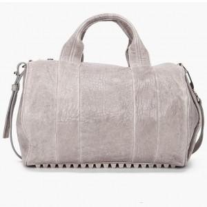Alexander Wang Rocco Mini Duffle Leather Mini Handbag