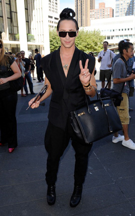 Johnny-Weir-Hermes-Bag