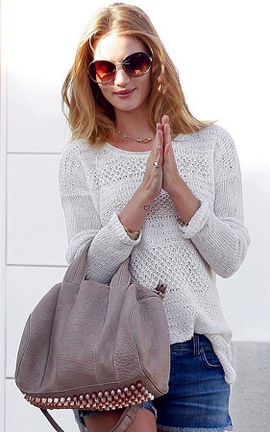 Rosie Huntington-Whiteley-Luxury-Handbag