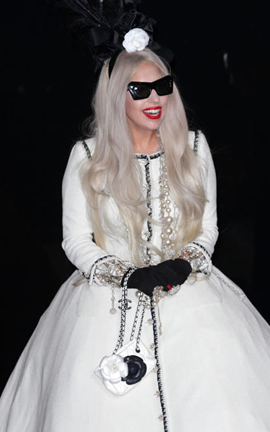 Lady-Gaga-Chanel-Bag-Barneys-Workshop
