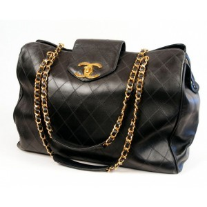 Chanel_Vintage_Overnight_Handbag