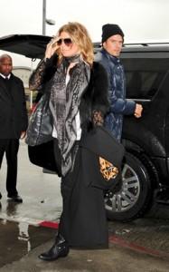 Fergie Celebrity Handbag
